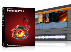 SmartSound Sonicfire Pro plug-in for Studio