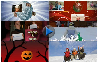 The new Pinnacle Theme Winter Pack offers more than 80 additional winter-themed titles, DVD menus, and Pinnacle Montage