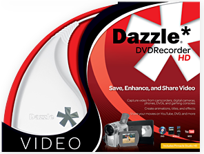 carte de capture vid o dazzle dvd recorder hd par pinnacle. Black Bedroom Furniture Sets. Home Design Ideas