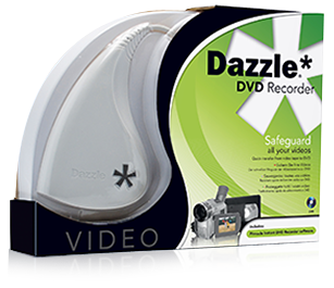 dazzle dvd recorder
